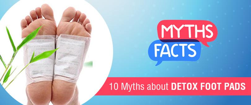 10 Myths About Detox Foot Pads - Answered