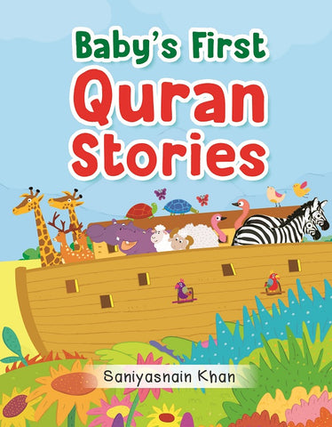 Baby's First Qur'an Stories