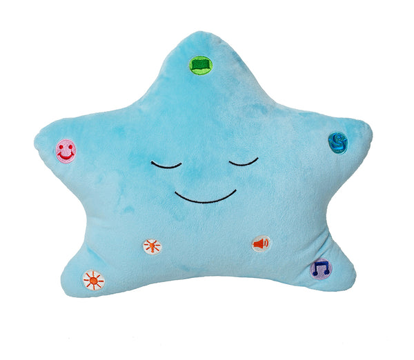 My Dua' Pillow – Blue