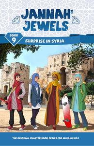 Jannah Jewels Book 9 (Surprise in Syria)
