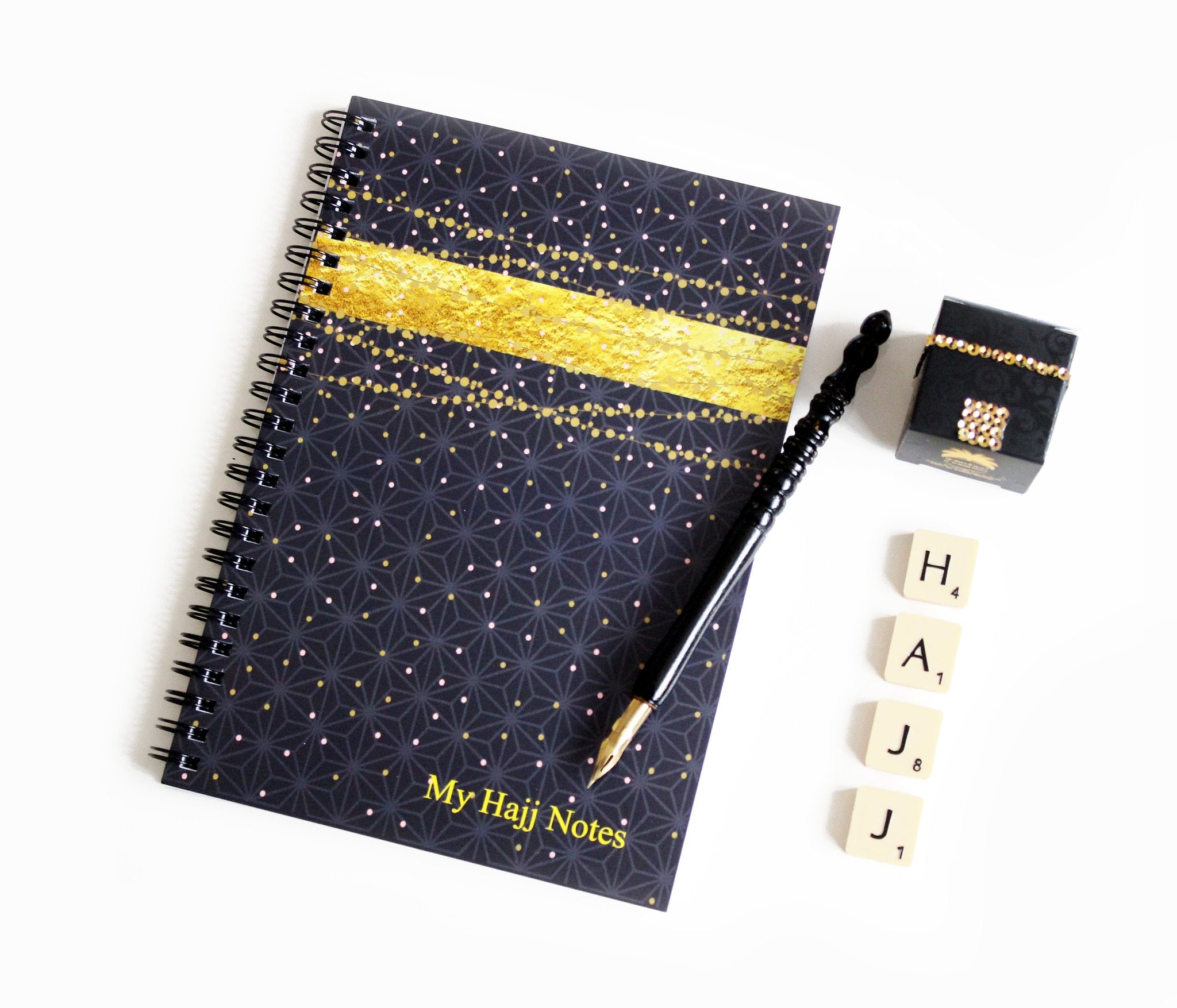 My Hajj Notebook