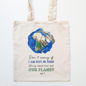 Our Planet Tote Bag