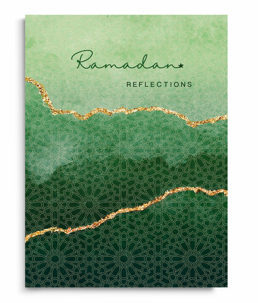 Ramadan Reflections Notebook