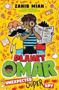 Planet Omar 2: Unexpected Super Spy