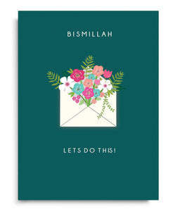 Bismillah- Let's Do it Notebook