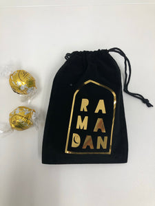 Ramadan Favor Bags (Set of 6)