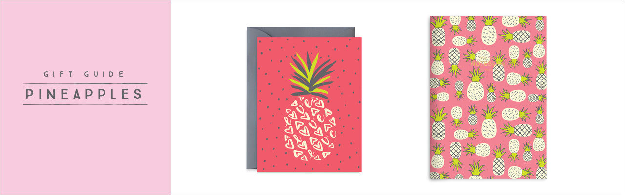 Gift Guide- Pineapples
