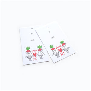Peace, Love, Joy Gift Tags