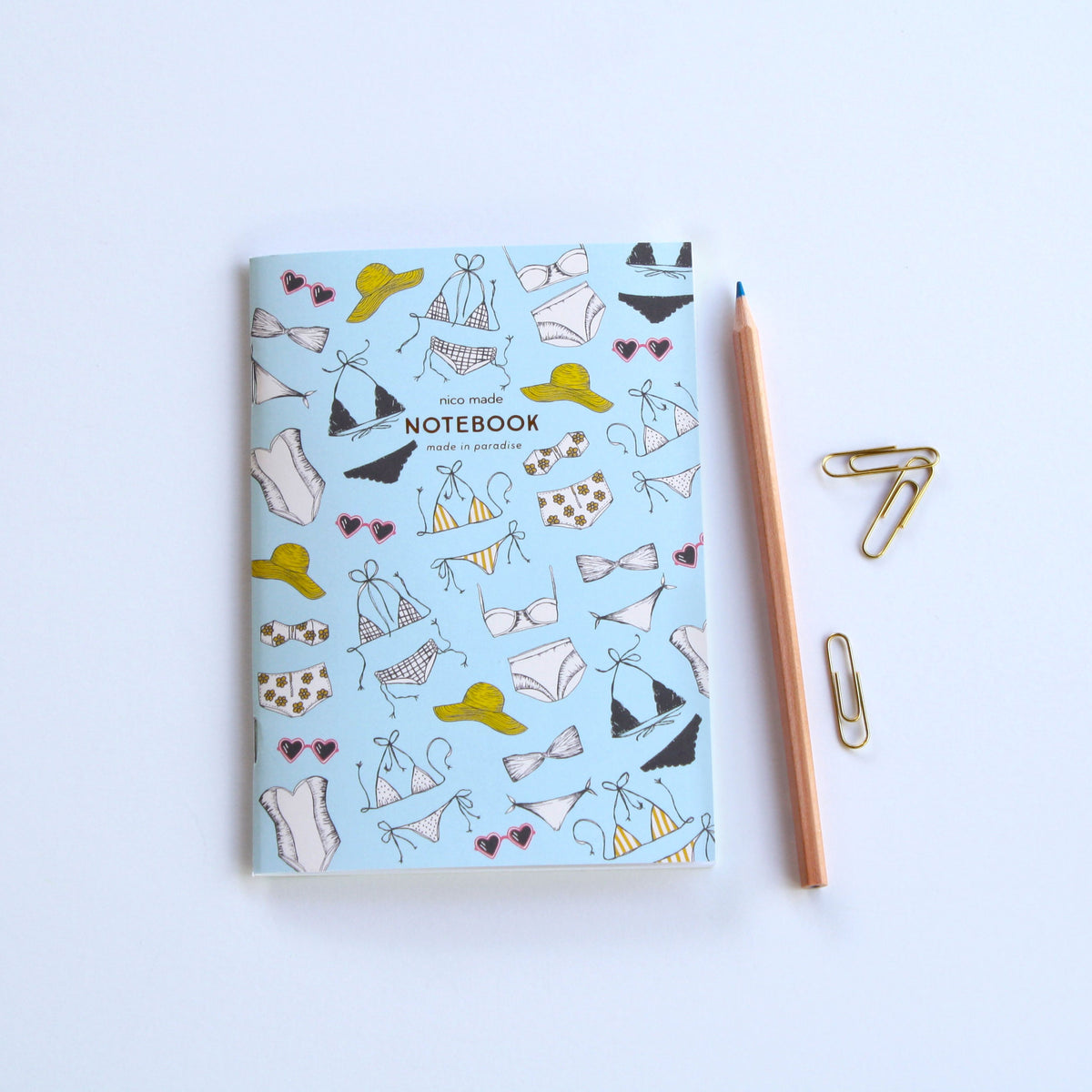 Swimsuits Notebook