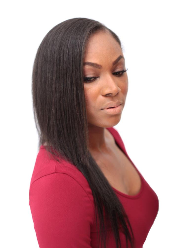 5A Brazilian Straight Human Hair Extension - eHair Outlet