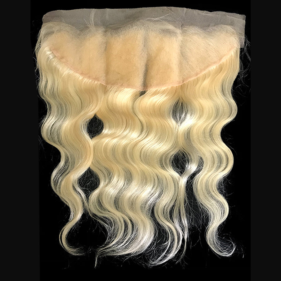 "13""x4"" Body Wave Lace Frontal Color 613"