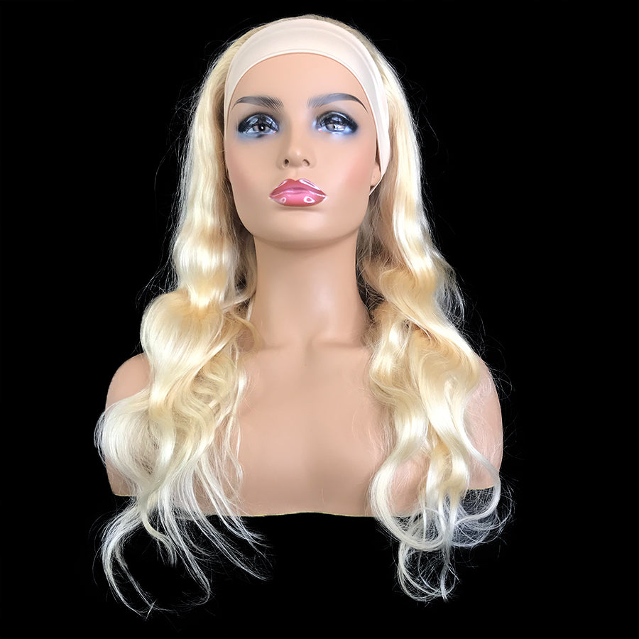 Headband Body Wave Wig #613