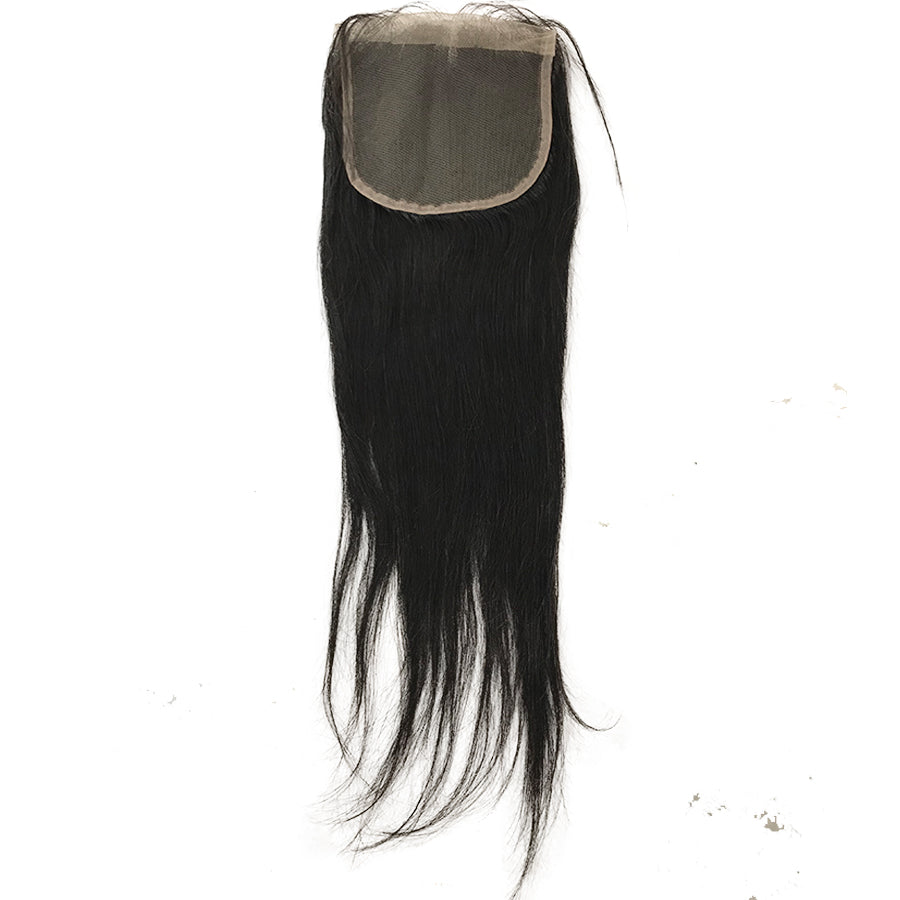 "Remy Straight Lace Closure 6"" x6"""