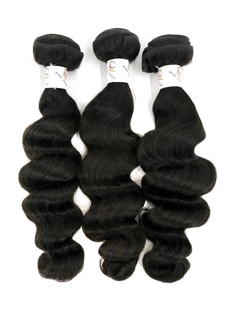 8A Malaysian 3 Bundle Set Loose Wave Virgin Human Hair Extension 300g - eHair Outlet