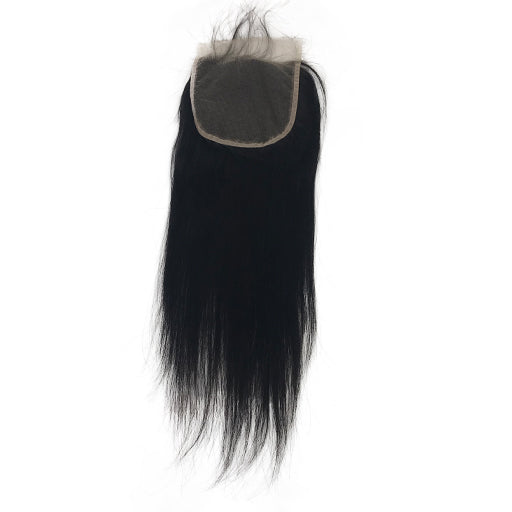Remy Straight HD Lace Closure 4 x4""