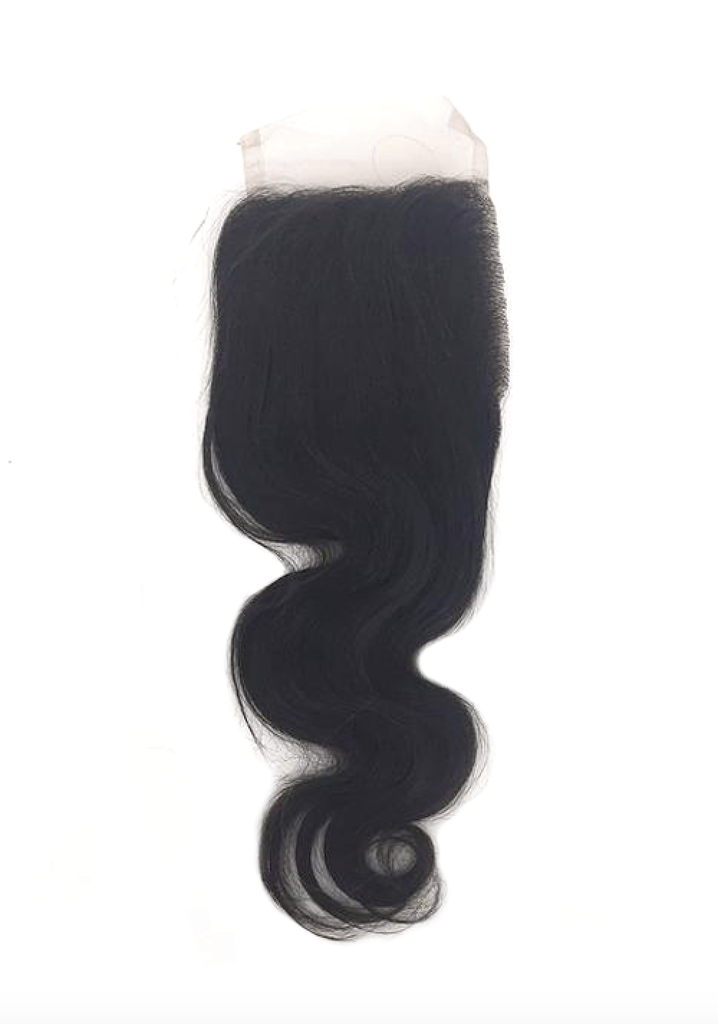 "Remy Body Wave Lace Closure 4""x4"" - eHair Outlet"