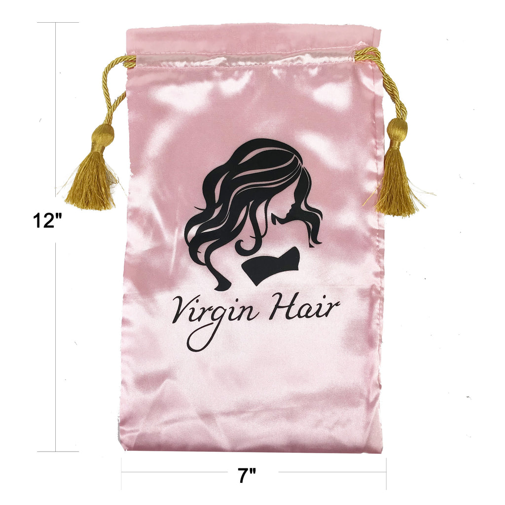 Silky Wig Packaging Bags Small