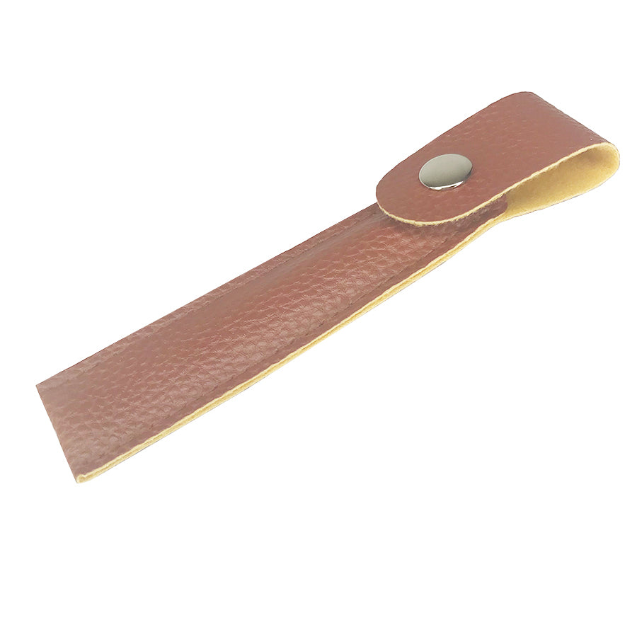 Eyelash Extension Tweezer Leather Case
