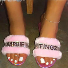 "Load image into Gallery viewer, ""Barbie Tingz"" Slides"