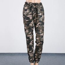 "Load image into Gallery viewer, ""Cute in Camo"" pants"