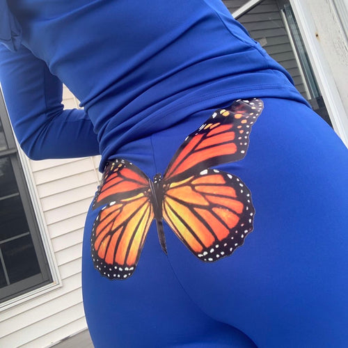 Butterfly Booty track set
