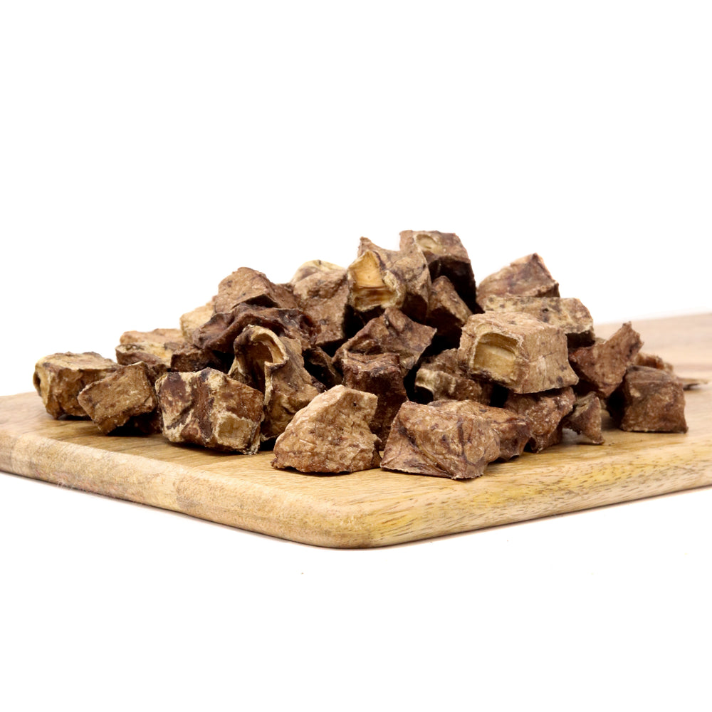 JR PET PRODUCTS DEER LUNG CUBES