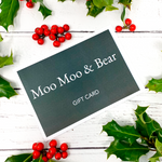 MOO MOO & BEAR E-GIFT CARD
