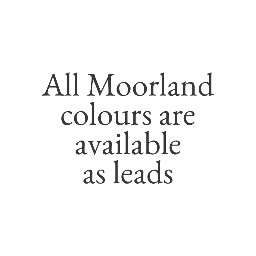 THE MOORLAND COLLECTION GENUINE BIOTHANE® DOG LEAD