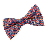 LIBERTY OF LONDON SPECKLE DOG BOW