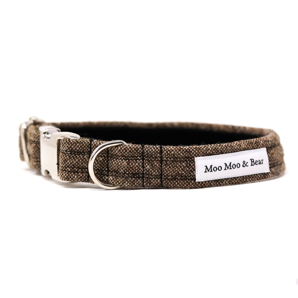 'GARGRAVE' HERITAGE DOG COLLAR AND OPTIONAL LEAD