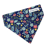 CHRISTMAS AT LIBERTY FESTIVE JOY BLUE DOG BANDANA