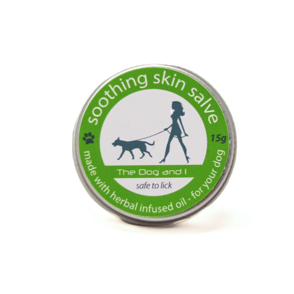 THE DOG AND I NATURAL DOG SOOTHE SKIN SALVE