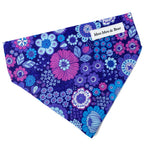 'FLOWER CHILD' DOG BANDANA