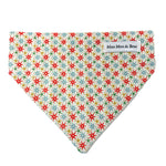 CHRISTMAS AT LIBERTY FESTIVE WISH DOG BANDANA