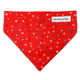 'STAR BRIGHT' DOG BANDANA