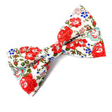 LIBERTY OF LONDON FELICITE DOG BOW TIE