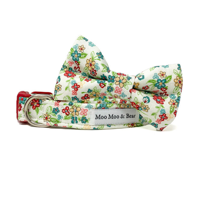 'KATY' DOG BOW TIE