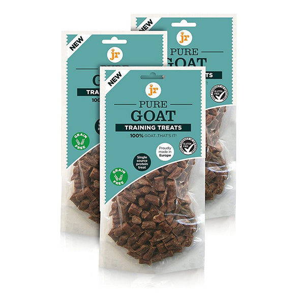JR PET PRODUCTS PURE TRAINING TREATS - GOAT
