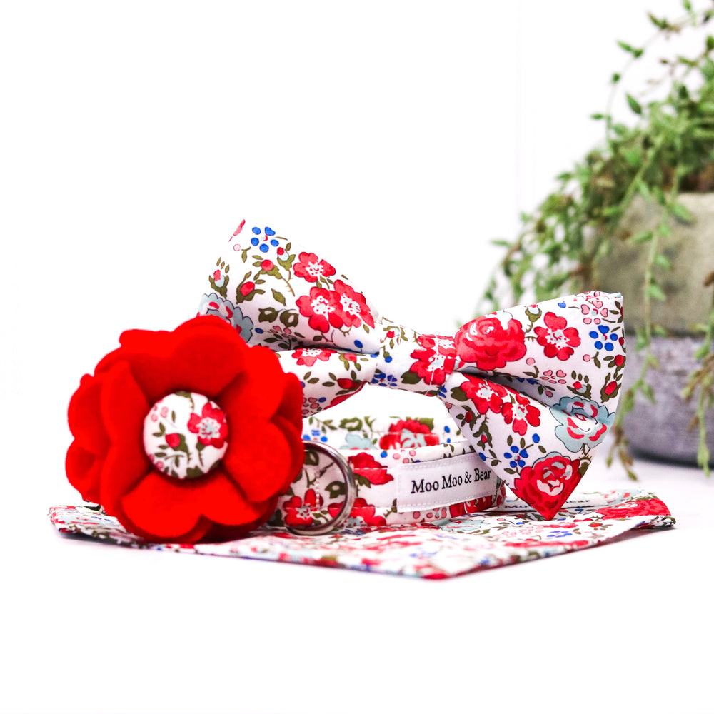 LIBERTY OF LONDON FELICITE DOG BANDANA