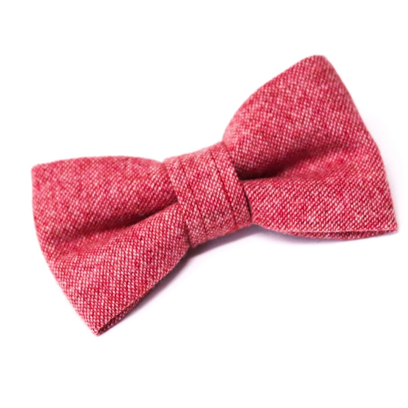 'GARSDALE' HERITAGE DOG BOW TIE