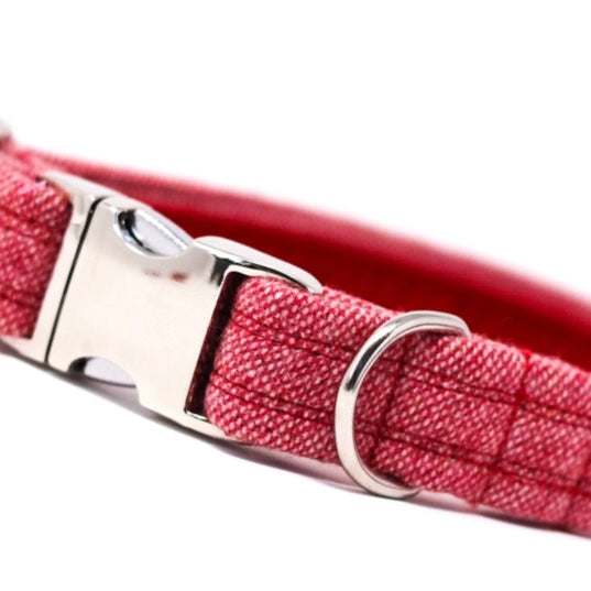 'GARSDALE'  HERITAGE DOG COLLAR AND OPTIONAL LEAD