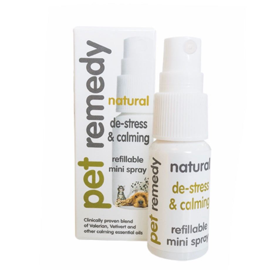 PET REMEDY DE-STRESS AND CALMING SPRAY PACKAGE NO.1 - SAVE 10%