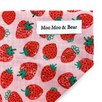 'STRAWBERRY' DOG BANDANA