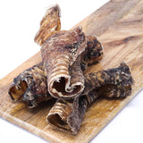 beef trachea dog treat natural