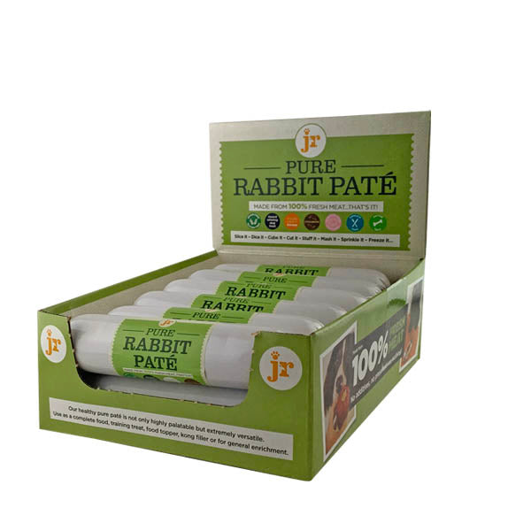 JR PET PRODUCTS PURE RABBIT PATE