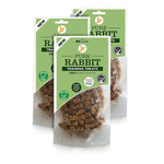 JR PET PRODUCTS PURE TRAINING TREATS - RABBIT