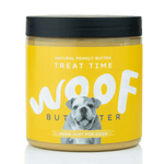 WOOF BUTTER - NATURAL PEANUT BUTTER