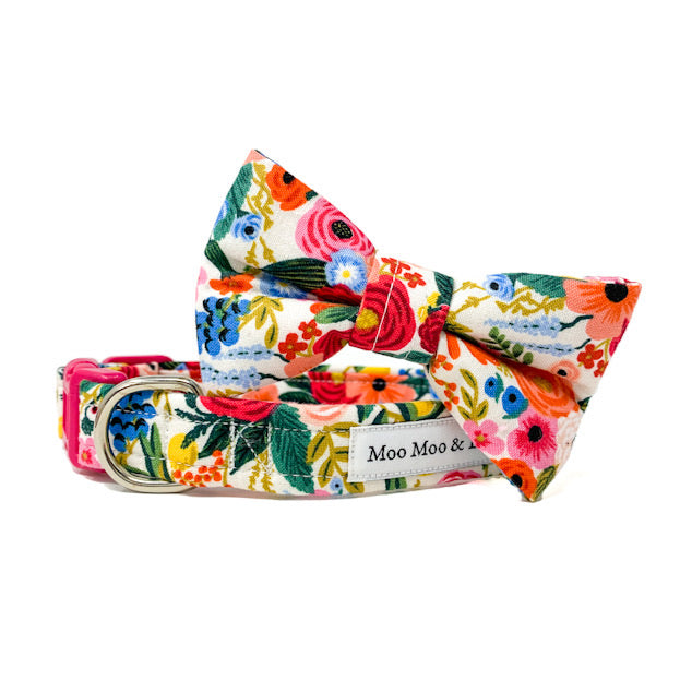 'WILDWOOD' DOG BOW TIE