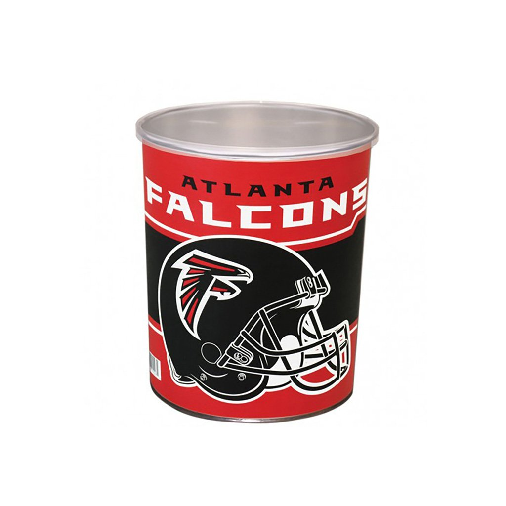 Atlanta Falcons Tin Joe Brown's Carmel Corn