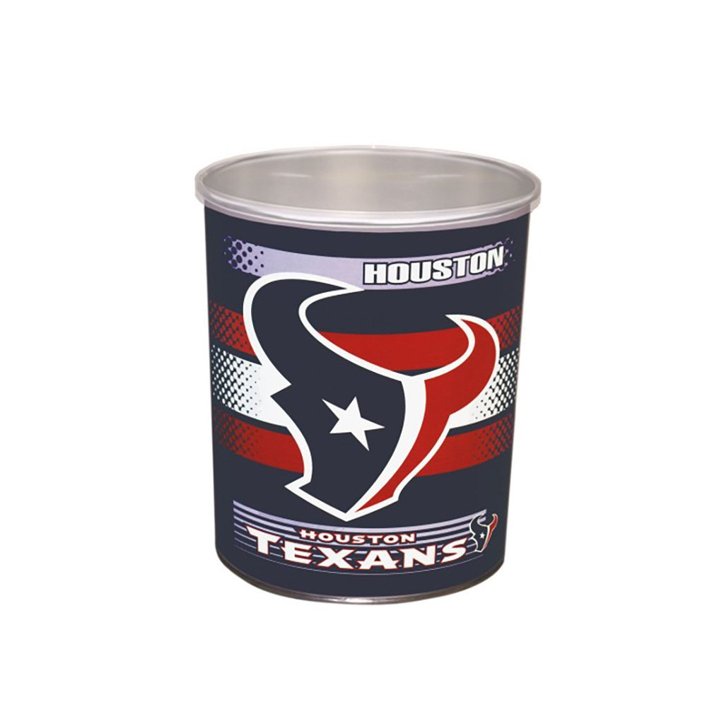Houston Texans Tin Joe Brown's Carmel Corn
